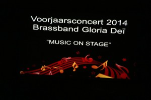 "Voorjaarsconcert ""Music on Stage"""