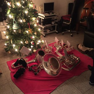 Eerste kerstdag